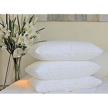 egyptian bedding goose down pillow thread count egyptian cotton medium firm queen size
