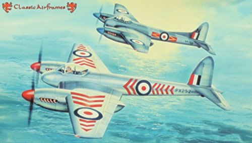 Classic Airframes 1:48 De Havilland Hornet F.1/F.3 for sale  Delivered anywhere in USA