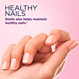 Hair, Skin, and Nails with Biotin by Nature's