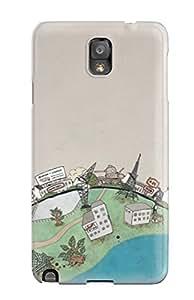 Jerry marlon pulido's Shop 5309045K91162676 Fashion Tpu Case For Galaxy Note 3- Humor Cartoon Defender Case Cover