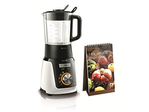 Automatische Mixer Keuken : Amazon philips avance collection hrhr standmixer weiß
