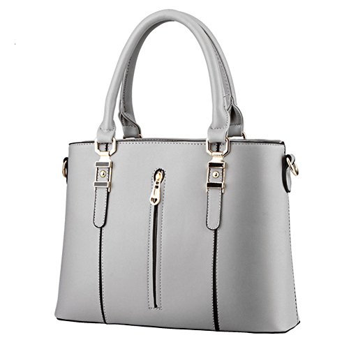 Julia Crossbody Bag (Gray) - 2