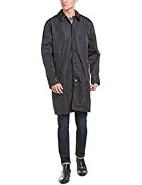 Faconnable Mens Jacket, 48, Black
