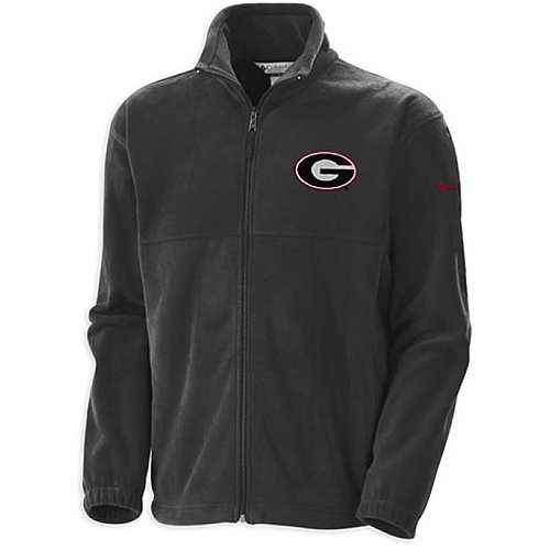 georgia bulldogs columbia shirt - 7