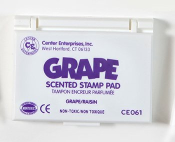 Scented Stamp Pad Refills (* STAMP PAD SCENTED GRAPE PURPLE)
