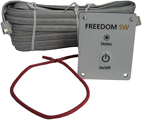Xantrex 809-0921 SCP System Control Panel For Freedom SW2012 SW3012 Xanbus