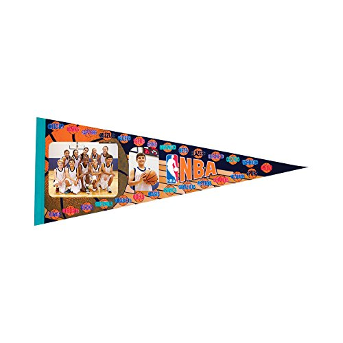 Pro Basketball Photo Pennant - Case of 50 by Neil Enterprises