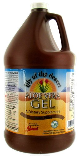 Lily of the Desert Aloe Vera Gel 128 oz