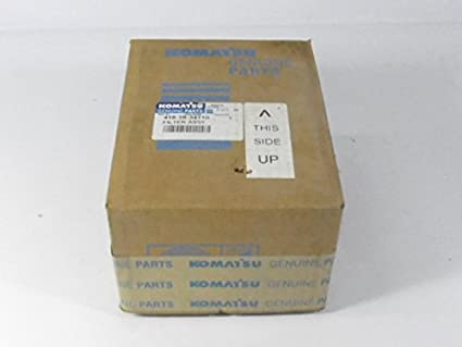 Komatsu Genuine Parts 418-18-34110 Filter Assembly - Sealed Box