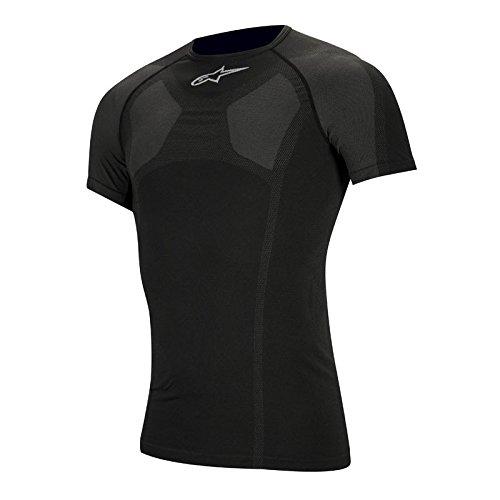 Alpinestars (4756312-10-L/XL Black Large/X-Large KX Short Sleeve Top ()