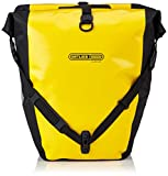 Ortlieb Back-Roller Classic QL2.1 Panniers (Pair) YELLOW-BLACK #F5304