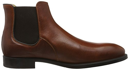 Hudson London Herren Selwyn Calf Tan Chelsea Boots Braun (Tan)