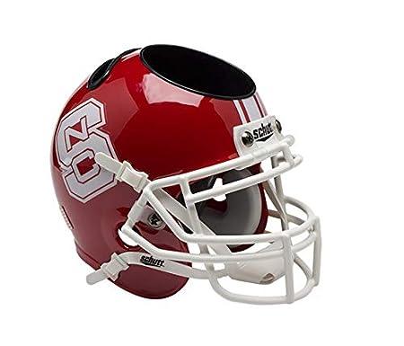 Schutt NCAA North Carolina State Wolfpack Football Helmet Desk Caddy
