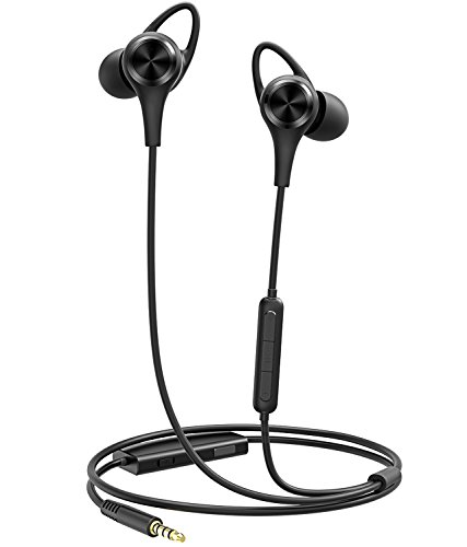 Mpow Active Noise Cancelling Headphones with Mic, Stereo Wir