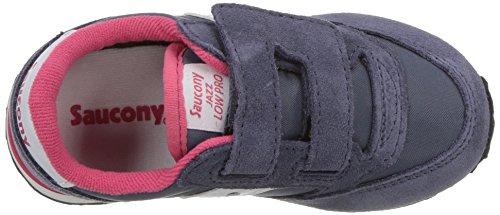 SAUCONY ST57180 JAZZ HL blau violette Rose Babyschuhe reißen Blu