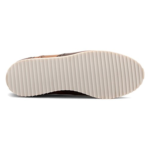 Sneakers Da Donna Rey Fashion Marrone / Miele