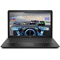 HP Pavilion Power GTX 1050 Gaming Laptop - 15 Full HD, Intel Core i7-7700HQ, 8GB RAM, 128GB SSD + 1TB HDD, Windows 10 Home, Black - 15-cb077nr
