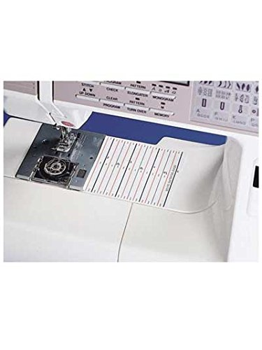 Adhesive Guide - Clotilde Adhesive Seam Measuring Guide for Sewing Machines