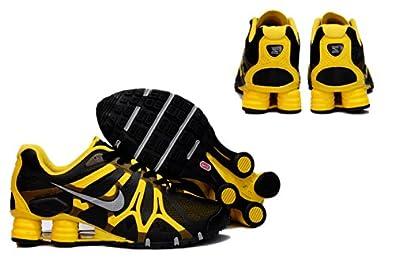 Nike Shox Turbo Black And Yellow