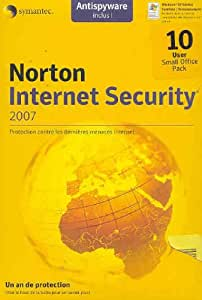 Norton Internet Security 2007 French Canadian ( 10 Users ) (vf)