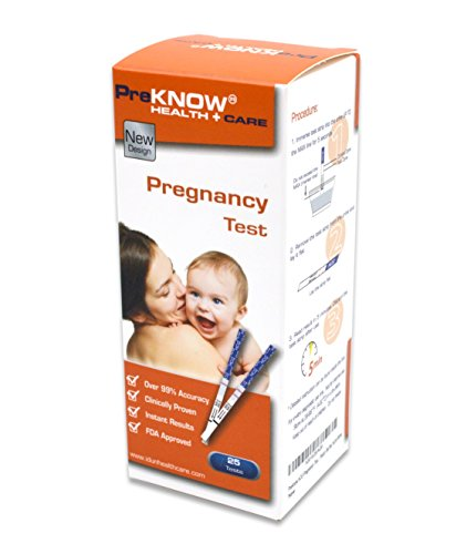 Buy pregnancy test for early testing