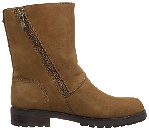 Leather Boots Chestnut UGG Australia Niels Womens n707tTx