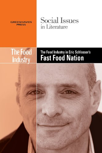 fast food nation eric Eric schlosser is an investigative journalist, best-selling author, playwright and a correspondent for the atlantic monthlyin 1998, he began working on a two-part article on the fast food.