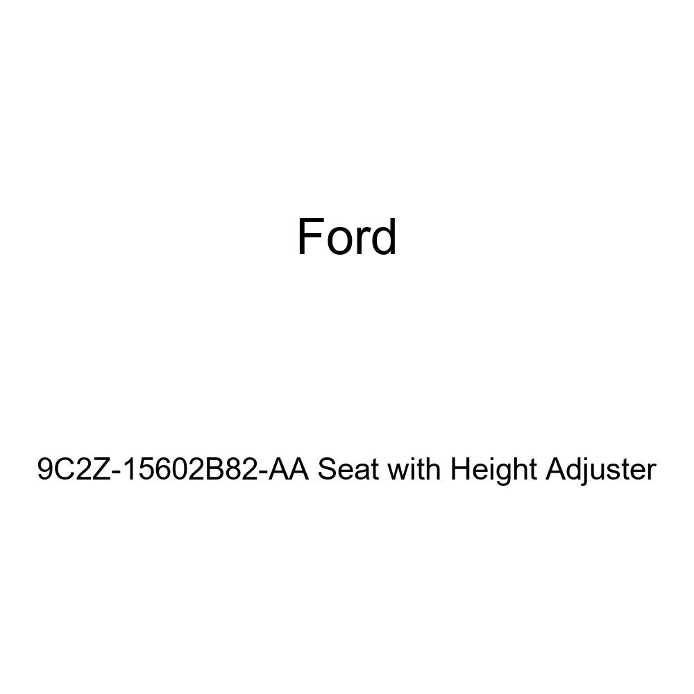 Genuine Ford 9C2Z-15602B82-AA Seat with Height Adjuster