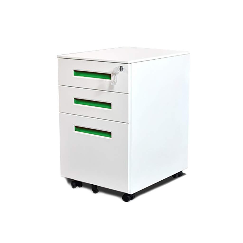 File Cabinet, Desktop Extended Drawer Office Organizer (Steel Plate) 405062CM (Size : C)