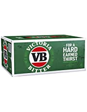 Victoria Bitter Beer Case 24 x 375mL Bottles