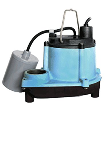 Little Giant 6 Cim R 2750Gph Submersible Sump Pump