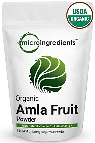 Premium Organic Powder Amalaki Superfoods