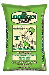 40LB Mushroom Compost