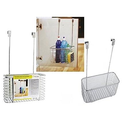 Cesta para utensilios cesta colgante para cocina Puerta cesta cesta ...