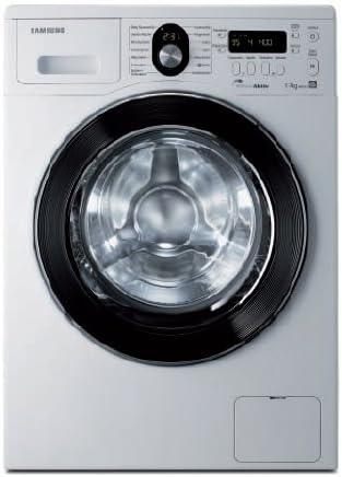 Samsung WF-8724 - Lavadora (Independiente, Color blanco, Frente, 7 ...