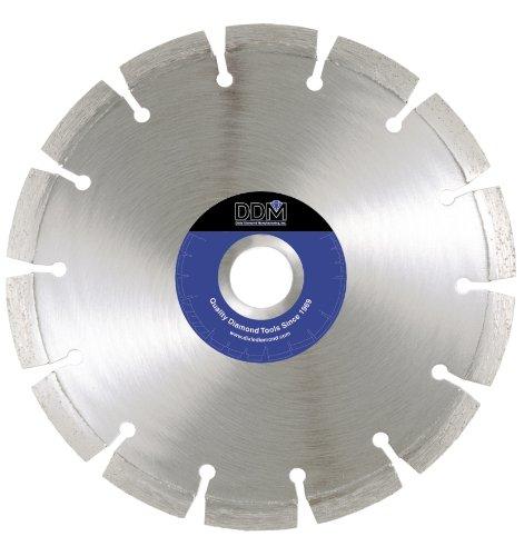 Fabricación de diamante Dixie DGC14110 hormigón fresco de primera calidad para corte húmedo y seco /, 35,56 cm X 0,32 cm X...