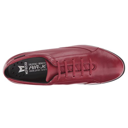 Shoes Mephisto Womens Oxblood Valentina Leather ptpSwrq