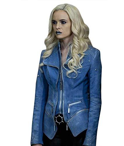 The Flash Womens Killer Caitlin Frost Denim Jacket