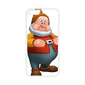 Disney Snow White And The Seven Dwarfs Character iPhone 6 4.7 Inch Cell Phone Case White Gift pjz003_3151147