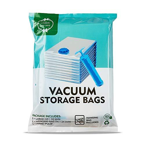 TashiLiving Vacuum Storage Bags
