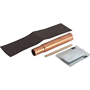 1 2 Copper Tube Size Extension Nipple Adapter Kit For Tub