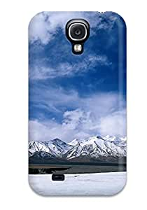 New Diy Design Beautiful Winter Sky For Galaxy S4 Cases Comfortable For Lovers And Friends For Christmas Gifts 4216979K40311247