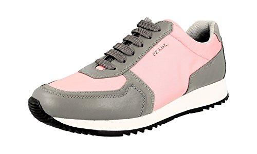 Sneaker In Pelle 3e6183 Da Donna Di Prada