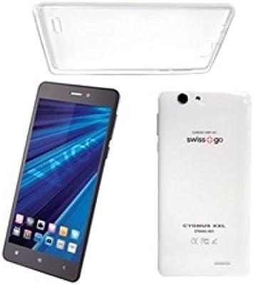 Telefono Movil Smartphone Woo Cygnus Xxl Blanco 6