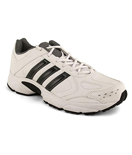 c2ca21ec05faa Adidas Phoenix SYN Men s White Synthetic Running Shoes-9 UK  Buy Online at  Low Prices in India - Amazon.in