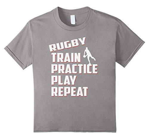 Train Rugby - 4
