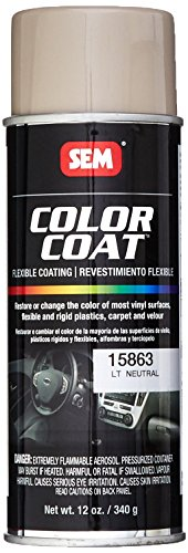 - SEM 15863 Lite Neutral Color Coat - 12 fl. oz.