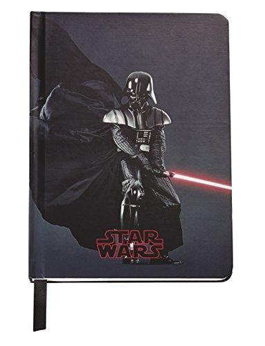 Sheaffer Star Wars Darth Vader Medium, Lined Journal (160 Pages)