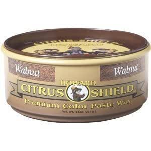 Amazon Com Howard Citrus Shield Paste Wax Walnut 11oz