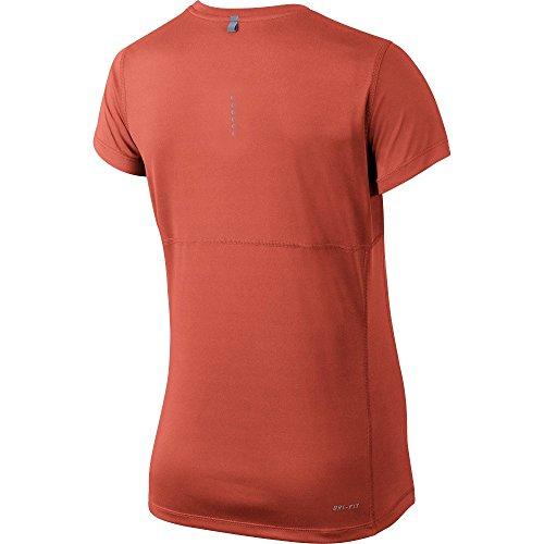 Nike Wmns Air Pegasus+27 Gtx - Zapatillas para niño Negro naranja (turf orange)